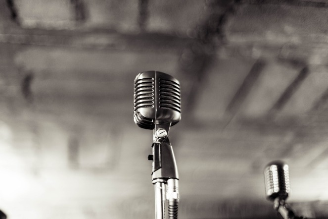 Microphone - Just Keep Singing - Nostalgia Diaries