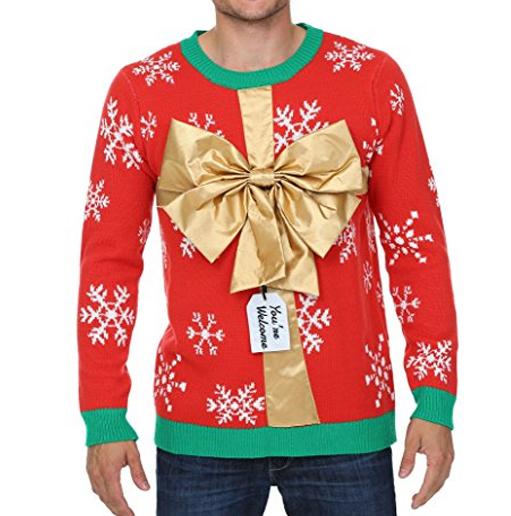 ugly-sweater-christmas-present