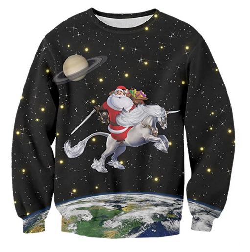 ugly-sweater-santa-riding-unicorn-nostalgia